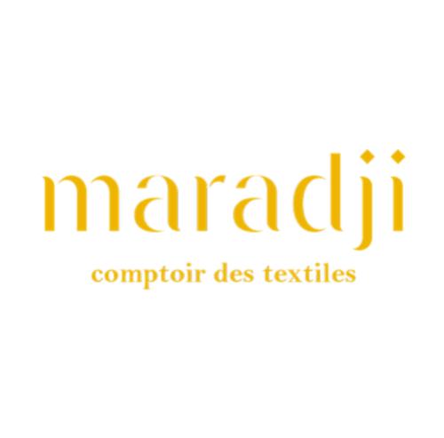 Maradji Paris logo yellow