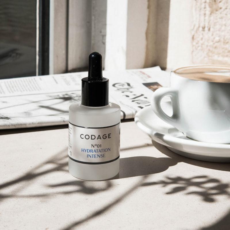 Codage Paris No 01 and coffee mug