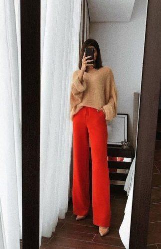 Woman, Mirror Selfie