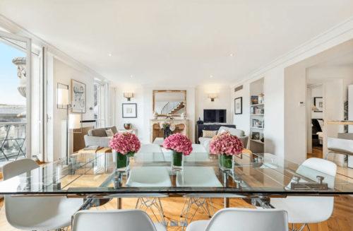 Royal Luxury Airbnb Paris France
