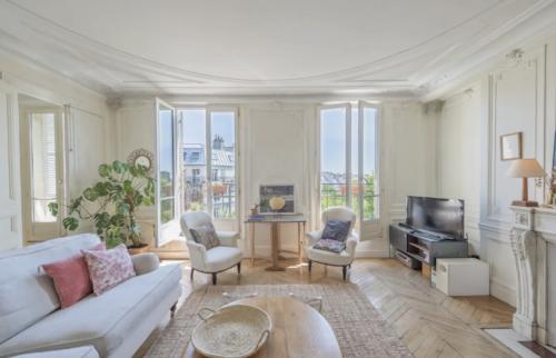 Paris Flat Apartment