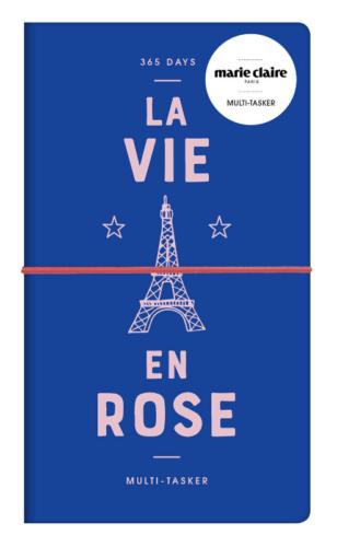 365 Days La Vie en Rose Note Planner