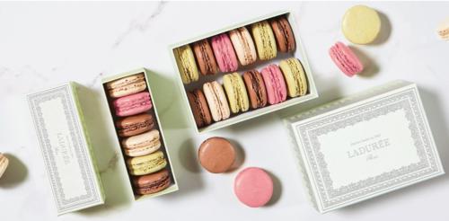 Ladurée Paris - Macarons