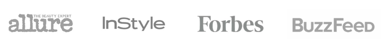 Press logos grey