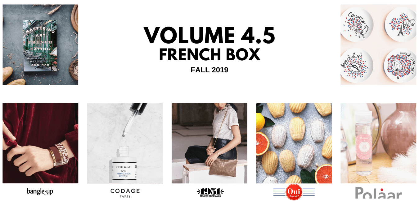 Voyage 4.5 French Box