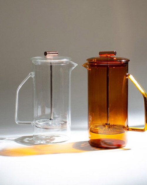 Two Glass French Press