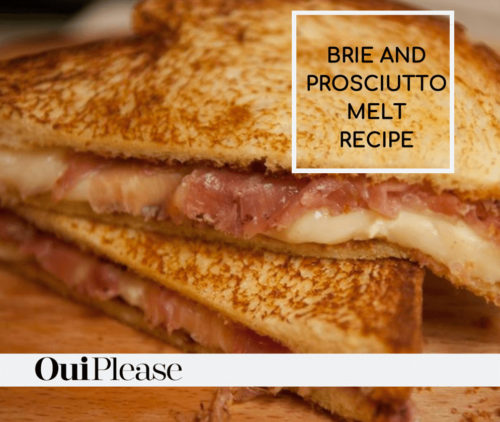 Prosciutto OuiPlease French Recipe