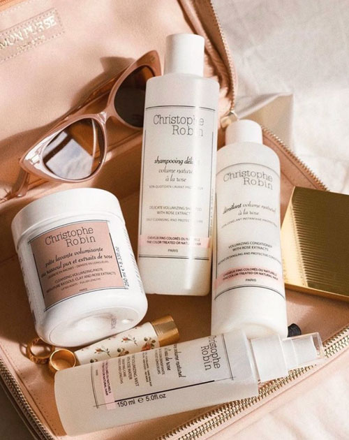 CHRISTOPHE ROBIN HAIR PRODUCTS