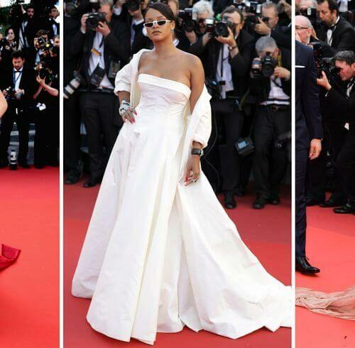 Cannes Film Festival Best Dresses