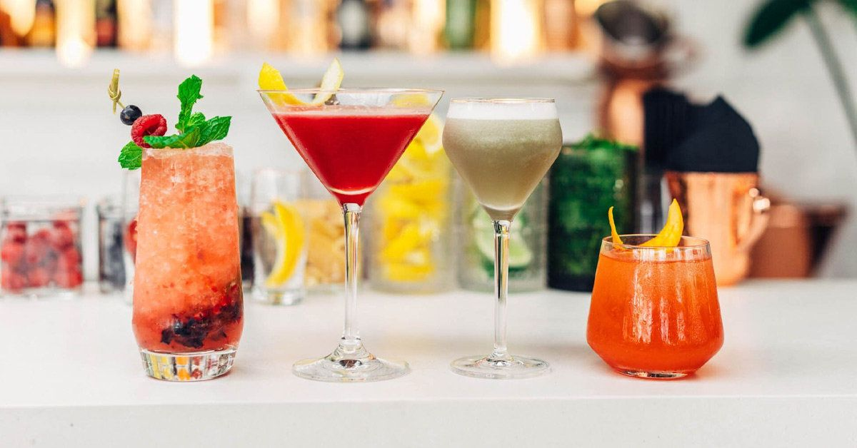 French cocktails