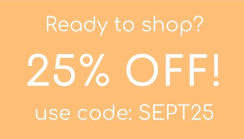 SEP25 coupon code