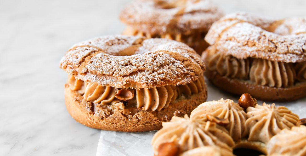 Paris Brest French recipe