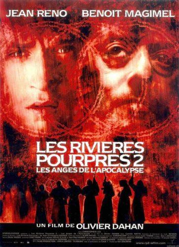 LES RIVIERE POURPRES 2with Jean Reno & Benoit Magimel