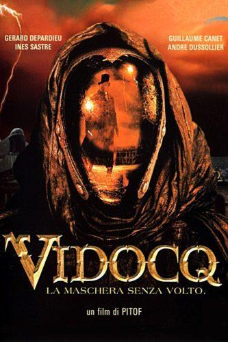 VIDOCQ with Gerard Depardieu& Ines Sastre