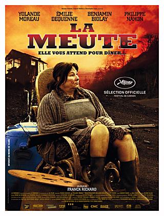 LA MEUTE with Yolande Moreau