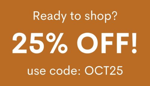 OUIPLEASE 25% OFF COUPON CODE: OCT25