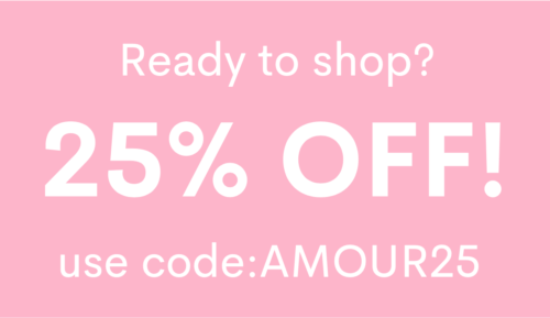 OUIPLEASE COUPON CODE AMOUR25