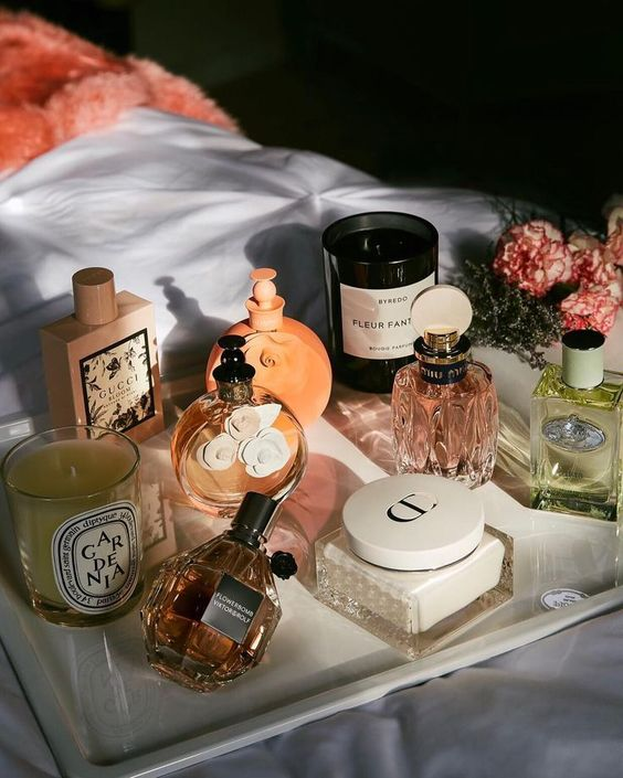 FRENCH FRAGRANCES