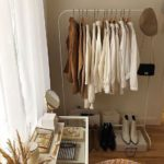 french wardrobe, clothing rack