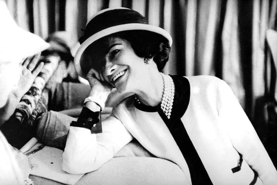 french woman coco chanel