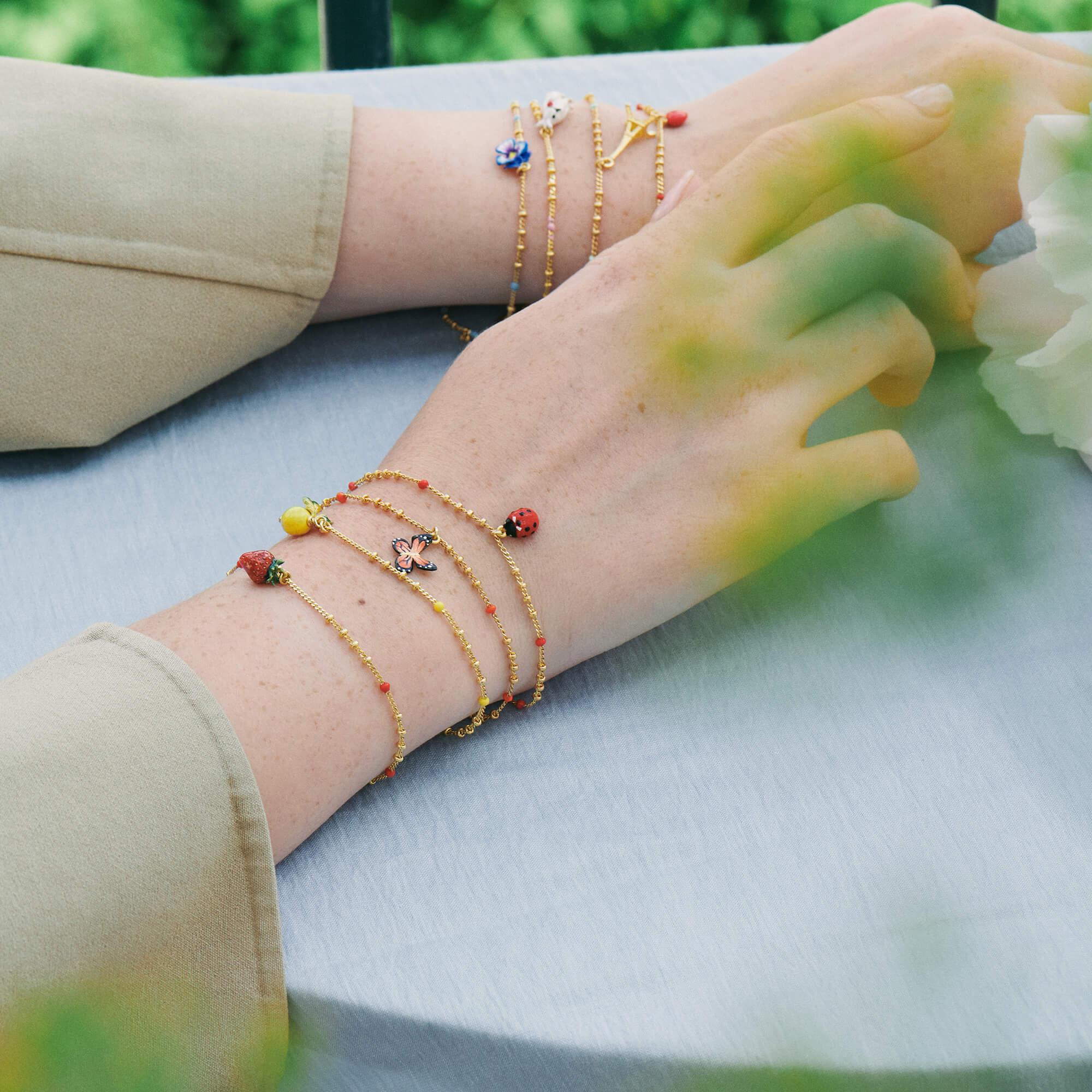 Les Nereides Charm Bracelets